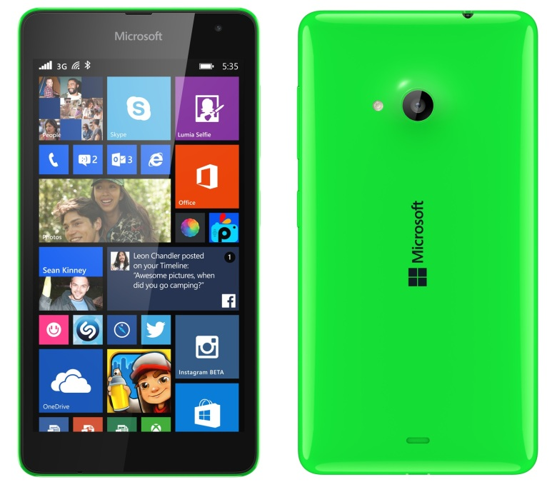 Microsoft Lumia 535 (Official Warranty)