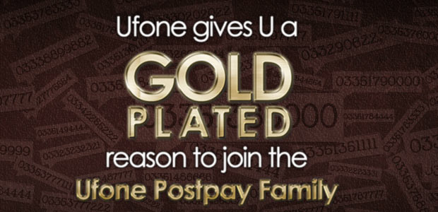 ufone-gold-number