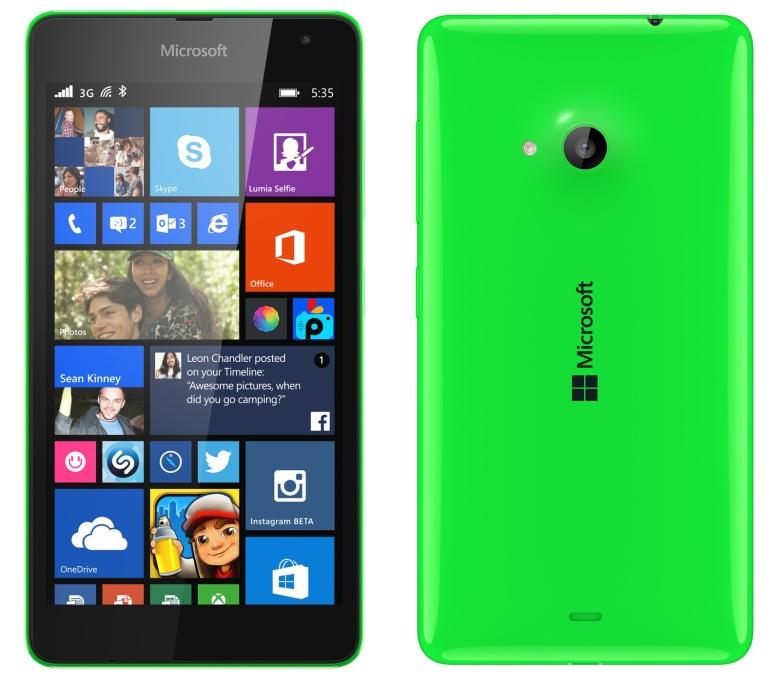 lumia mobilink 535