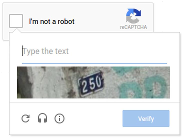 recaptcha no bot