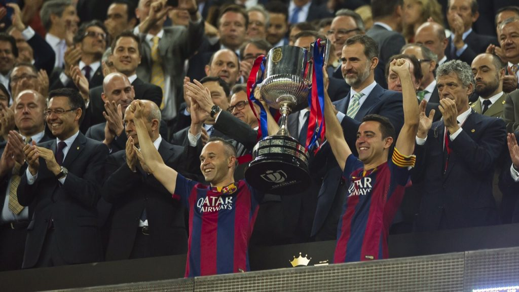 FC Barcelona won the Copa del Rey for the 27th time